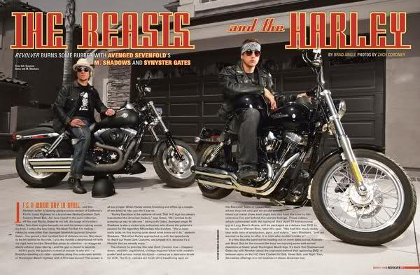 A7X biker