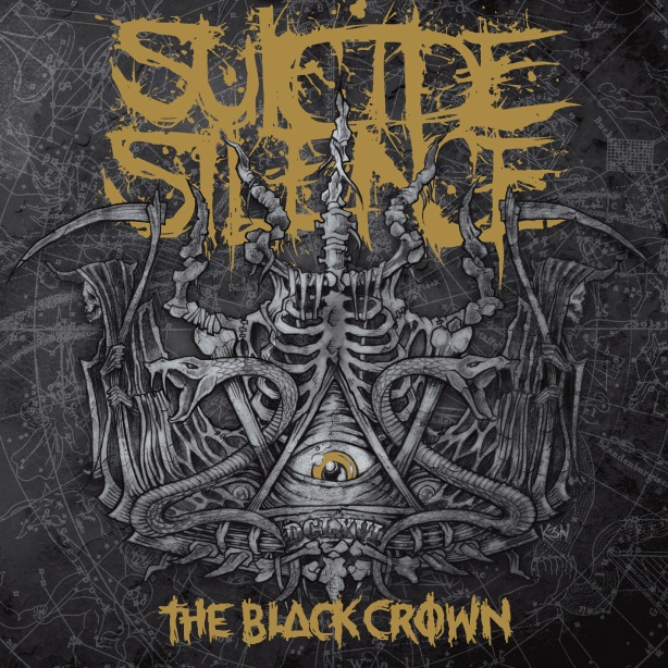 suicide silence front